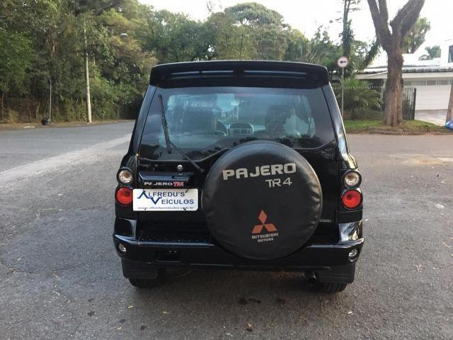 Mitsubishi Pajero TR4 2.0 Aut 4x4 Blindada Truffi 3A 84 mkm - Foto 4
