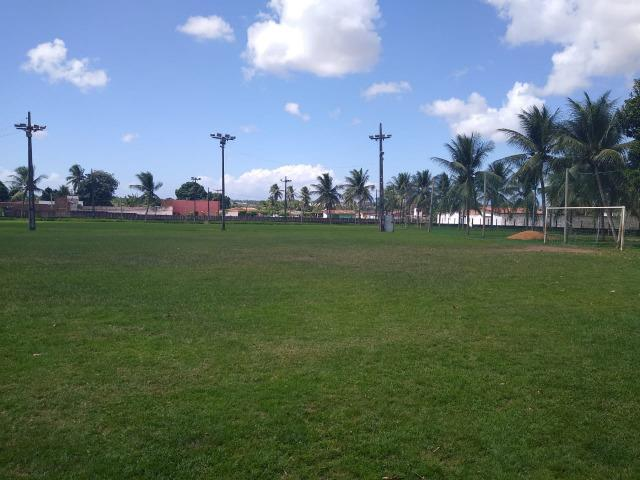 Terreno de 12.592m2 prox BR-406, RN, com casa, piscina e campos de futebol - Foto 4