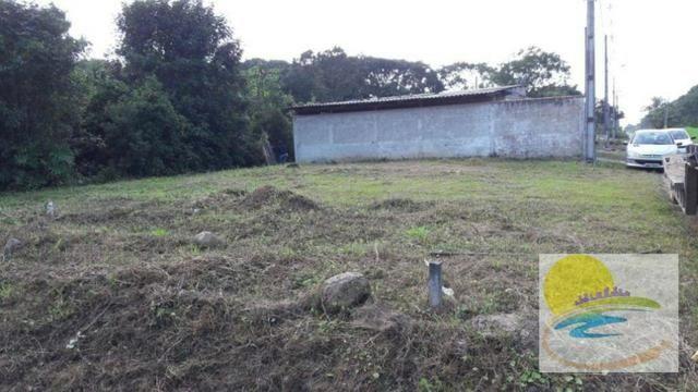 Terreno com Casa à venda, 55 m² por R$ 150.000 - Jardim da Barra - Itapoá/SC - Foto 12