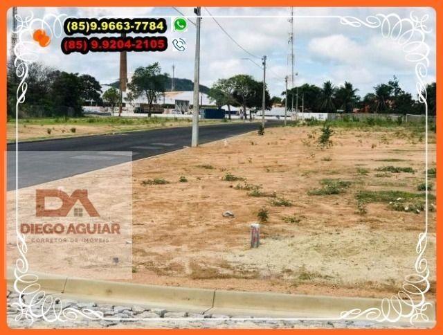 R$ 197,00 Lotes a 10 min de Messejana as Margens da BR 116 construção imediata - Foto 2