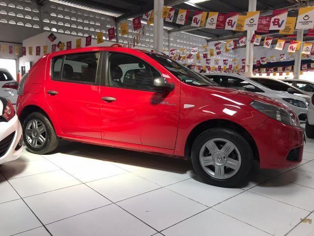 Renault SANDERO Expression Hi-Flex 1.0 16V 5P - Foto 7