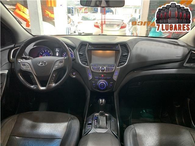 Hyundai Santa fe 3.3 mpfi 4x4 7 lugares v6 270cv gasolina 4p automático - Foto 9