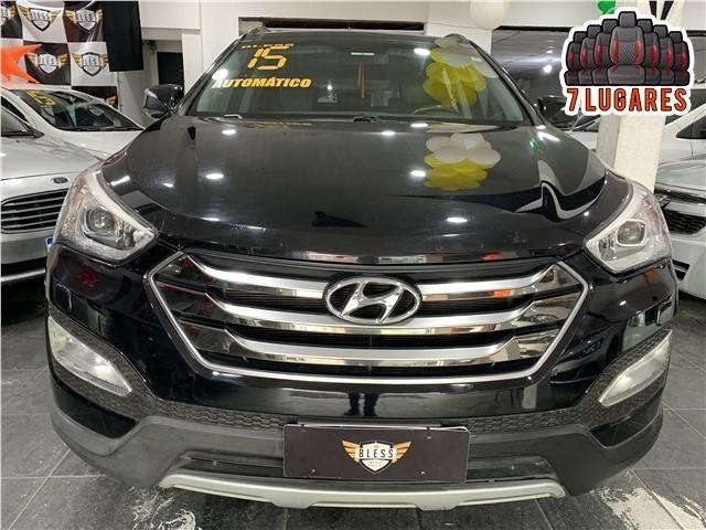 Hyundai Santa fe 3.3 mpfi 4x4 7 lugares v6 270cv gasolina 4p automático - Foto 2