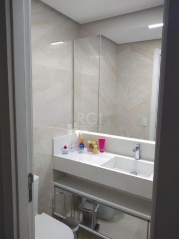 Apartamento à venda com 3 dormitórios em São sebastião, Porto alegre cod:EL56356485 - Foto 16