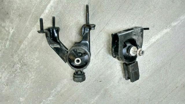 Calço motor caixa câmbio Corolla 2.0 2014 - Foto 4
