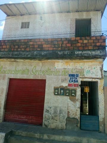 Vende se 4 casas no jacintinho próximo 96 FM shopping Maceió TV ponta verde - Foto 3