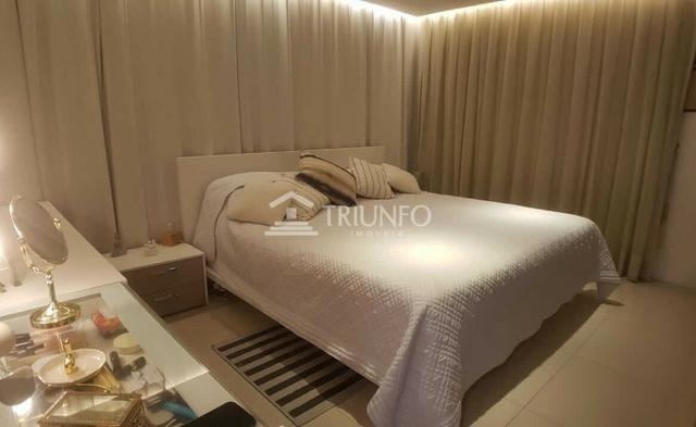 (ELI46095) Apartamento Duplex no Cocó 165m², 3 Suites, Todo Projetado, 3 Vagas - Foto 5