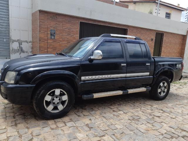 S10 executive ano 2009 2.8 turbo diesel