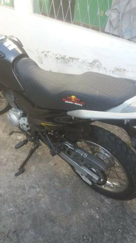 Moto Honda NXR150 Bros ESD - Foto 4