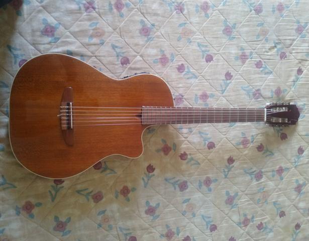 Violão Flat Luthier - Foto 5