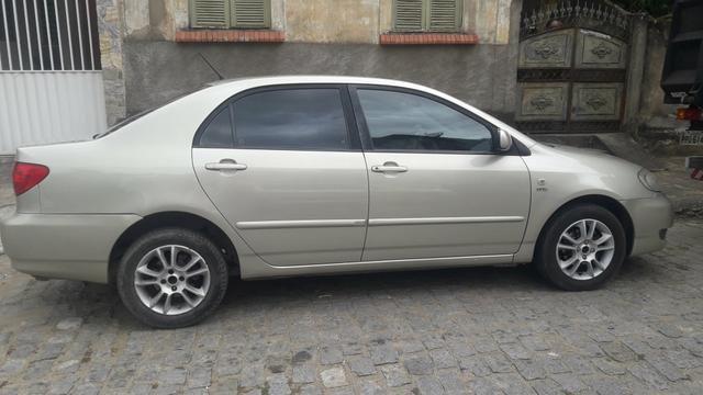 Corolla xei 2004/05 automático. GNV impecável! Só venda. - Foto 3