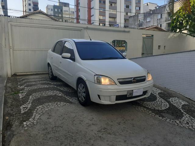 Chevrolet Corsa Sedan Premium 1.4 FLEX/GNV 2009 Completo Novo Pouco Uso - Foto 10
