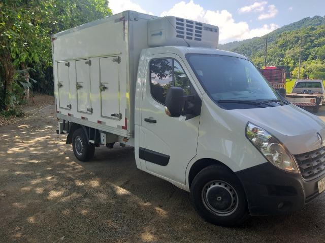 Renault Master chassi cabine - Foto 9