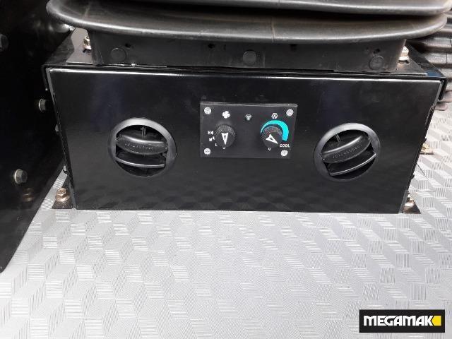 Pá Carregadeira 1800kg C/Ar Condicionado, 0km - Pronta Entrega - Foto 4