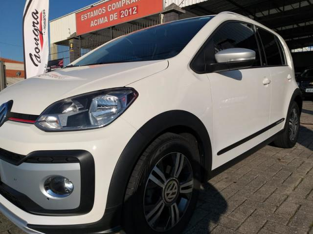 VOLKSWAGEN UP CROSS 1.0 MPI 12V FLEX 4P MANUAL - Foto 5