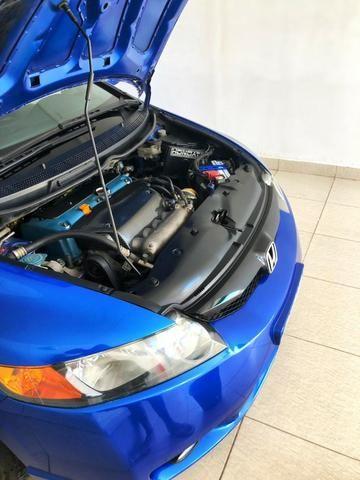 Honda Civic SI Azul - Foto 7
