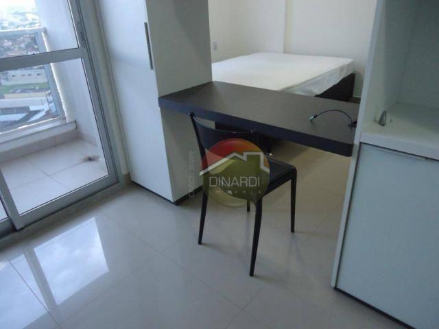 Apartamento com 1 dormitório para alugar, 37 m² por R$ 1.500,00/mês - Ribeirânia - Ribeirã - Foto 5