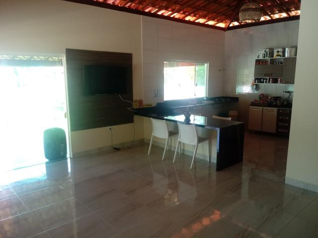 Linda Casa, Frente a Praia, Ilha Itaparica, Piscina, Cond. Fechado, Toda Mobiliada! - Foto 11