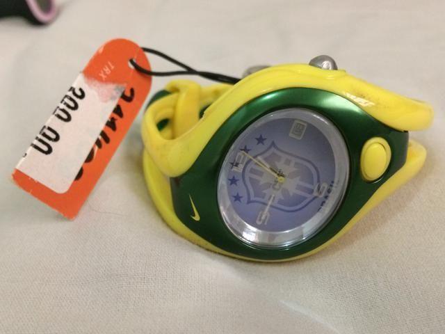 Relógio Nike Seleção Brasileira