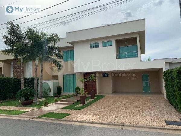 Sobrado com 4 dormitórios à venda, 283 m² por R$ 1.350.000,00 - Setor Andréia - Goiânia/GO