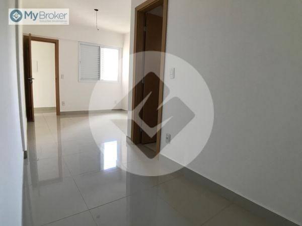 Apartamento com 3 dormitórios à venda, 113 m² por R$ 597.000,00 - Setor Bueno - Goiânia/GO - Foto 16
