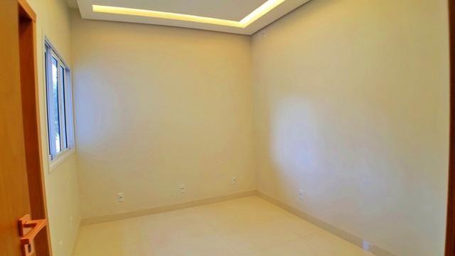 Casa 3 Suítes + Escritório, 183 m² c/ lazer no Condomínio Mirante do Lago - Foto 3