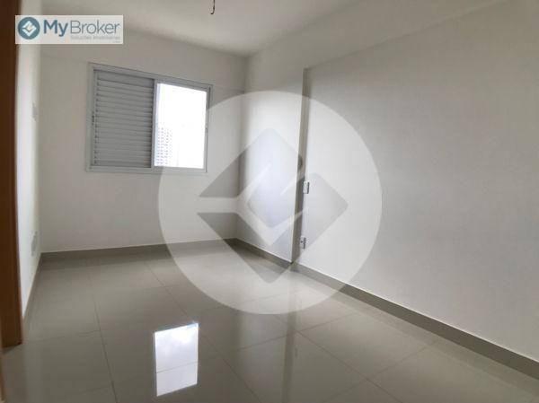 Apartamento com 3 dormitórios à venda, 113 m² por R$ 597.000,00 - Setor Bueno - Goiânia/GO - Foto 13