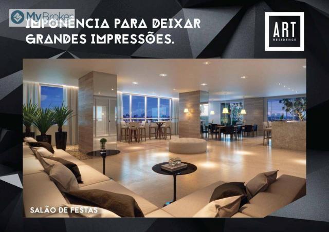 Apartamento com 3 dormitórios à venda, 107 m² por R$ 677. - Setor Bueno - Goiânia/GO - Foto 13