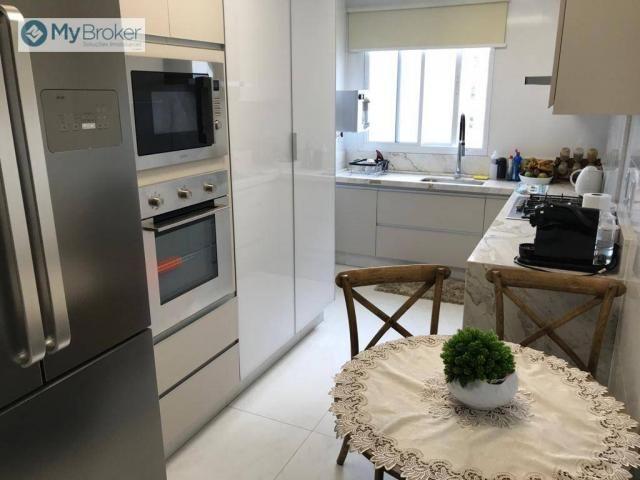 Apartamento com 4 dormitórios à venda, 163 m² por R$ 1.100.000,00 - Jardim Goiás - Goiânia - Foto 5