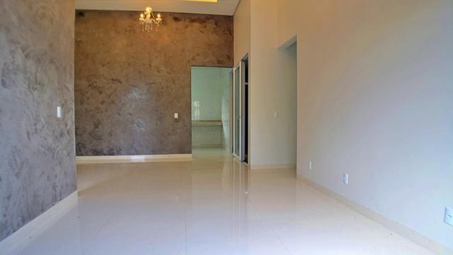 Casa 3 Suítes + Escritório, 183 m² c/ lazer no Condomínio Mirante do Lago - Foto 8