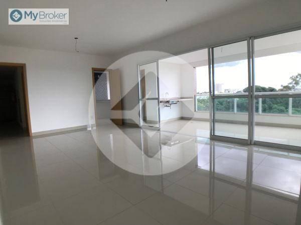 Apartamento com 3 dormitórios à venda, 113 m² por R$ 597.000,00 - Setor Bueno - Goiânia/GO - Foto 17