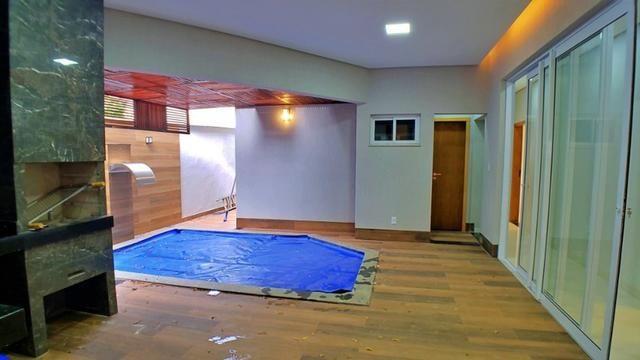 Casa 3 Suítes + Escritório, 183 m² c/ lazer no Condomínio Mirante do Lago - Foto 16