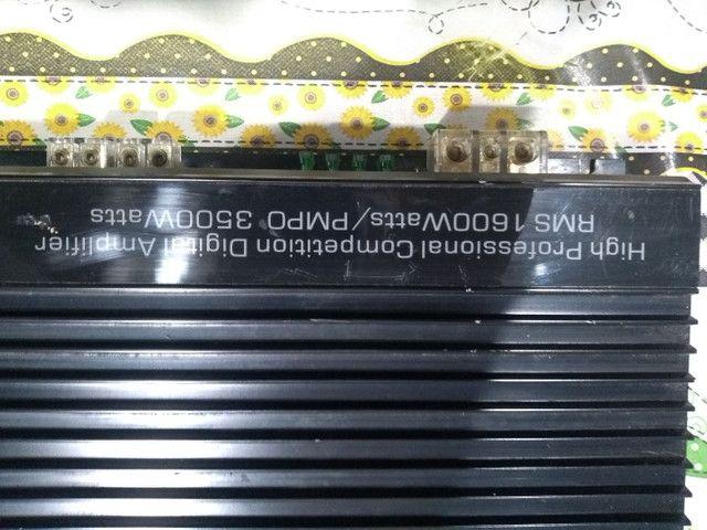 Módulo digital 1600 RMS  - Foto 5