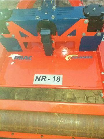 Plaina rotativa / Niveladora Miac NR 18 - Foto 4