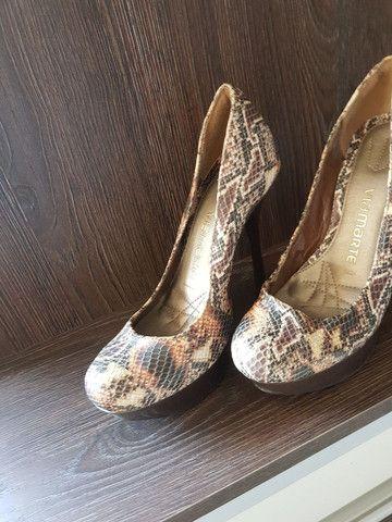 Sapato meia pata Tanara