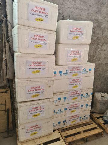 Isopores / Isopor / Caixa Térmica Semi Novas / Cooler - Foto 6