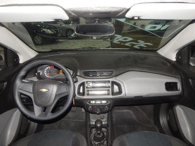 Chevrolet Onix 1.0 Mpfi Joy 8v Flex 4p Completo Impecável - Foto 7