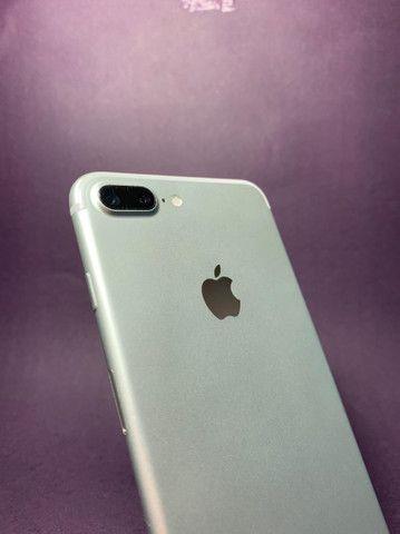 iPhone 7 Plus 32Gb Silver Seminovo  - Foto 2