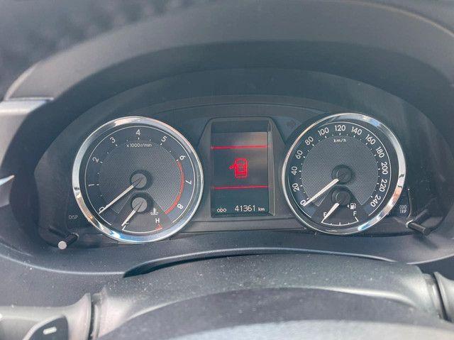 Corolla XEI 2.0 Aut 16/17 41mil km - Foto 4