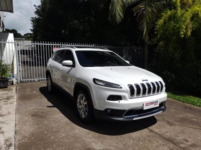 Jeep Cherokee Limited 3.2 Aut - Foto 9