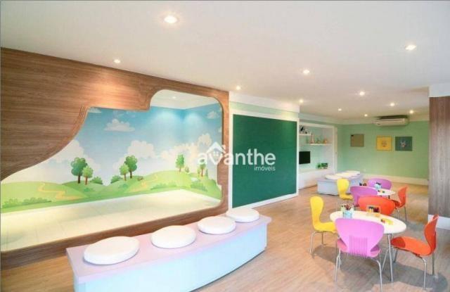 Apartamento com 3 dormitórios à venda, 74 m² por R$ 317.000 - Santa Isabel Zona Leste - Te - Foto 20