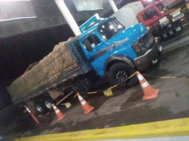 1513 Mercedes bens top caminhão todo revisado - Foto 2