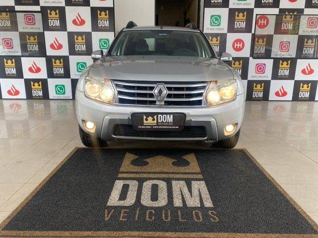 DUSTER 2013/2013 2.0 DYNAMIQUE 4X2 16V FLEX 4P AUTOMÁTICO