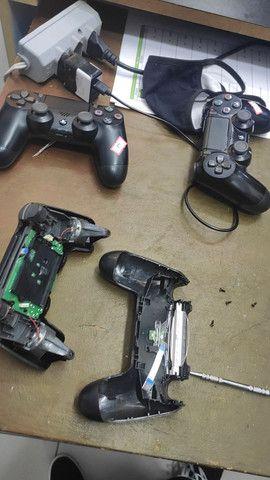 Manutenção de vídeo game