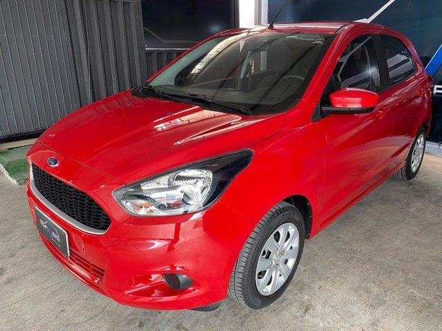 Ford Ka hatch 2018 único dono  - Foto 3