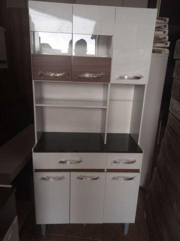 ? Armeiro de cozinha 6 portas 2 gavetas NOVOOOO*** - Foto 3