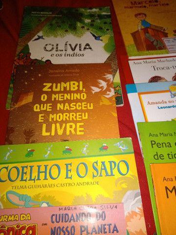 Livros paradidáticos - Foto 6