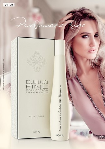 Perfume Feminino Luci Luci Fine F29 - 50ml - Foto 2