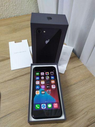 IPhone 8 - Cinza Espacial - 256gb - Foto 3