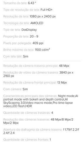 Celular Xiaomi Redmi Note 10  128g  4gb Ram - Foto 3